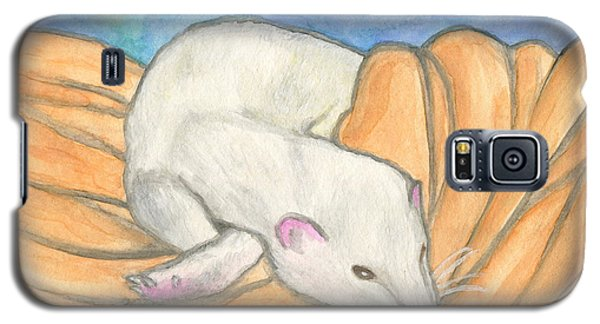 Ferret's Favorite Blanket Galaxy S5 Case