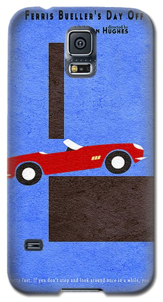 Ferris Bueller's Day Off Galaxy S5 Case