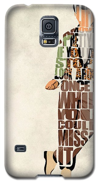 Ferris Bueller's Day Off Galaxy S5 Case by Ayse Deniz