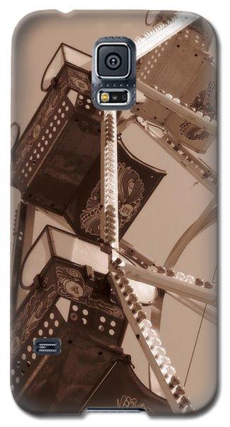 Ferris Wheel Galaxy S5 Case by Beth Vincent