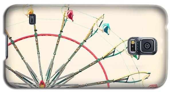 Ferris Wheel Fun Galaxy S5 Case