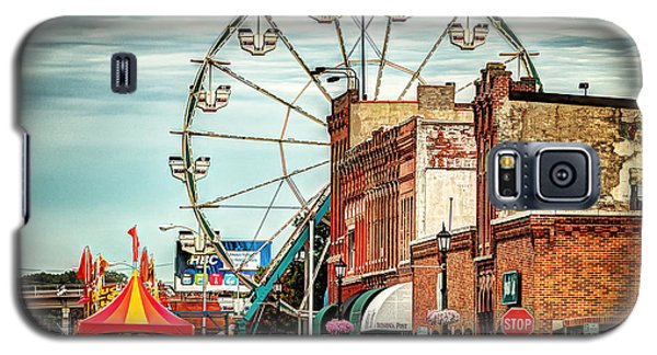 Ferris Wheel In Winona Galaxy S5 Case