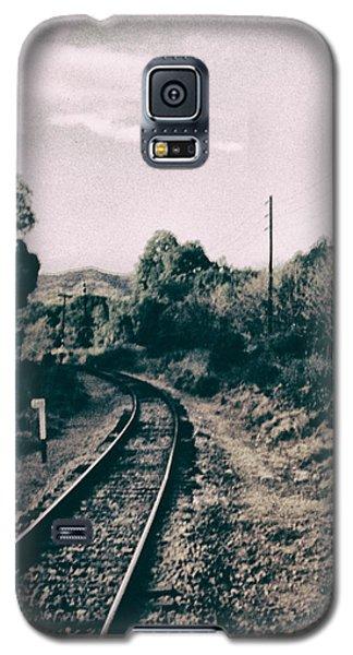 Ferrocarril Galaxy S5 Case