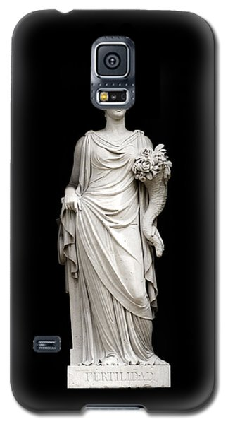 Galaxy S5 Case featuring the photograph Fertility by Fabrizio Troiani