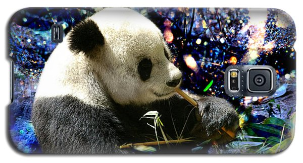 Festive Panda Galaxy S5 Case