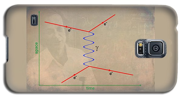 Feynman Diagram Galaxy S5 Case