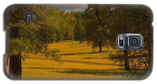 Field Of Flowers Galaxy S5 Case by Rod Wiens