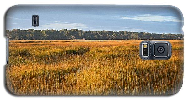 Field Of Gold Lan 358 Galaxy S5 Case