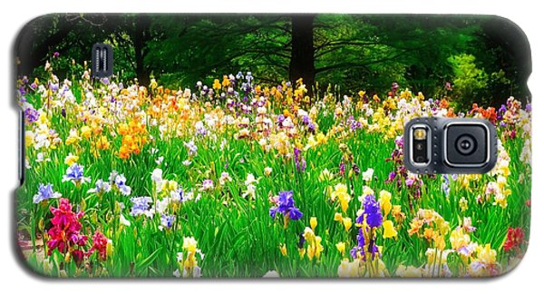 Field Of Iris Galaxy S5 Case