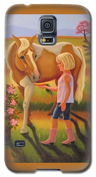 Fields Of Blessing Galaxy S5 Case