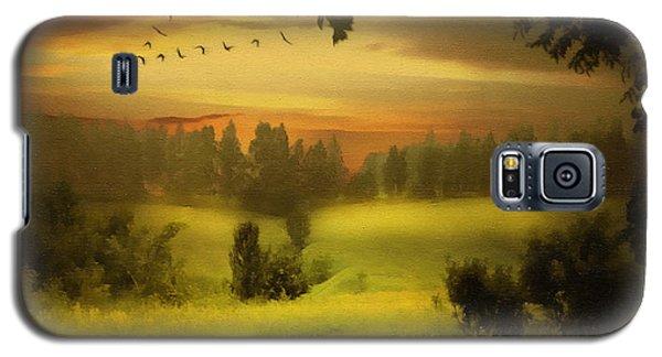 Fields Of Dreams Galaxy S5 Case