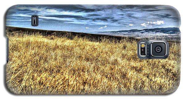 Fields Of Gold  Galaxy S5 Case by Kevin Bone