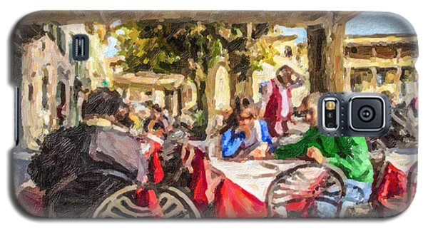 Fiesole Al Fresco Galaxy S5 Case