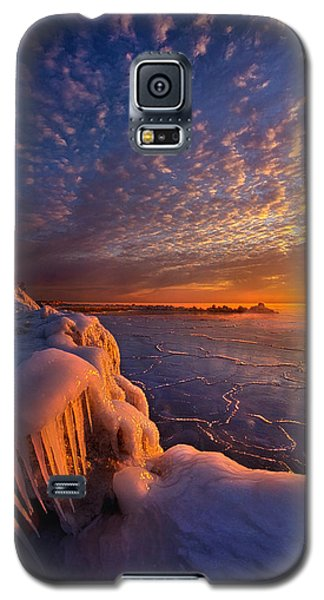 Fifty Shades Of Sunrise Galaxy S5 Case