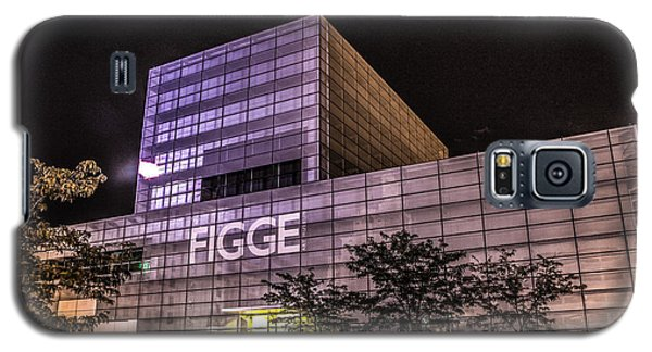 Figge Art Museum Galaxy S5 Case by Ray Congrove
