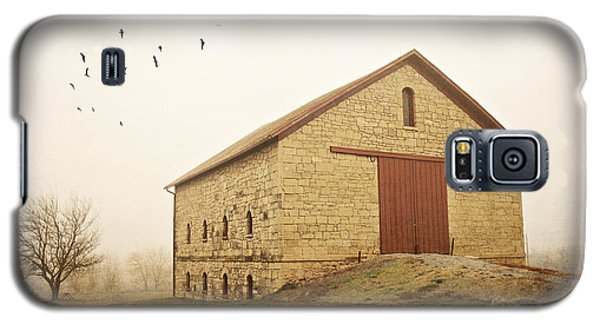 Filley Stone Barn 1 Galaxy S5 Case
