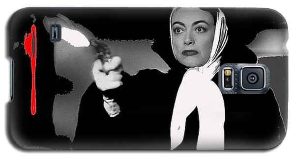 Film Noir Joan Crawford Jack Palance Sudden Fear 1952 Rko Publicity Photo Color Added 2012 Galaxy S5 Case
