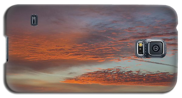 Final 2012 Sunrise Galaxy S5 Case