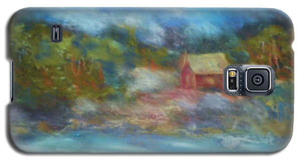 Galaxy S5 Case featuring the photograph Final Resting Place I by Shirley Moravec