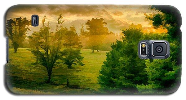 Final Sunrise Galaxy S5 Case