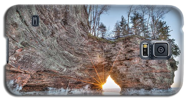 Final Sunset, Apostle Islands Galaxy S5 Case