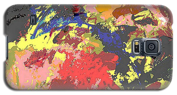 Fine Art Digital Palette 0848b Galaxy S5 Case