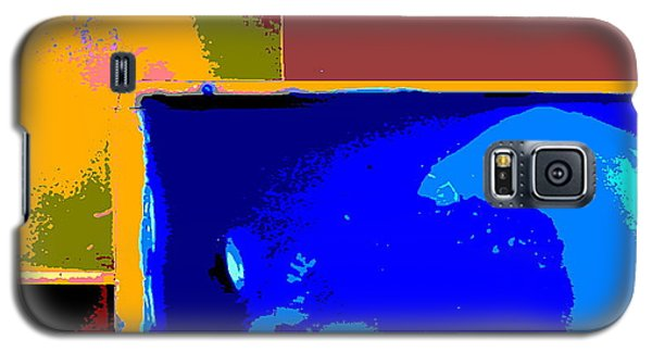 Fine Art Digital Print N1c 1 Galaxy S5 Case