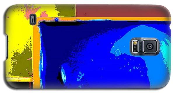 Fine Art Digital Print N1c 3 Galaxy S5 Case