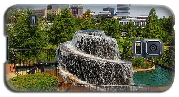 Finlay Park Columbia South Carolina Galaxy S5 Case