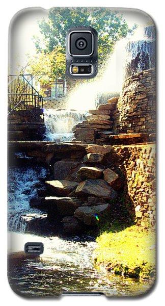 Finlay Park Fountain Galaxy S5 Case