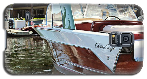 Finned Chris Craft Galaxy S5 Case
