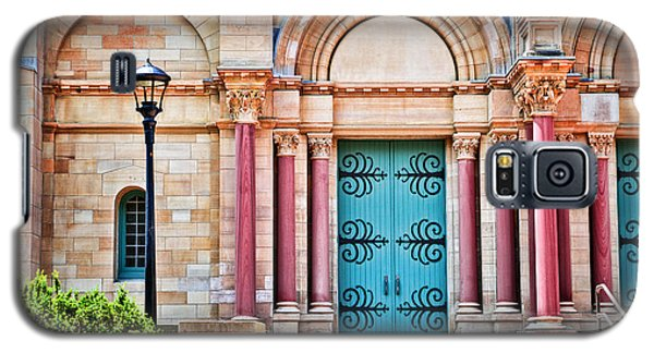 Finney Chapel Oberlin College Galaxy S5 Case by Mary Timman