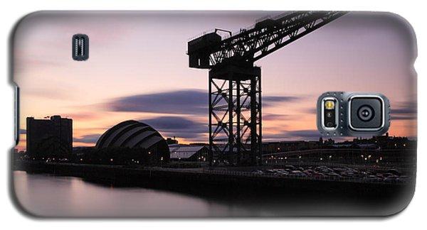 Finnieston Crane Glasgow  Galaxy S5 Case