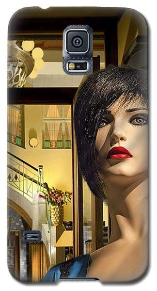 Fiona Arrives In Prague Galaxy S5 Case