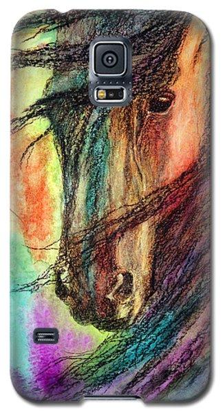 Fire And Rain Galaxy S5 Case by Jennifer Godshalk