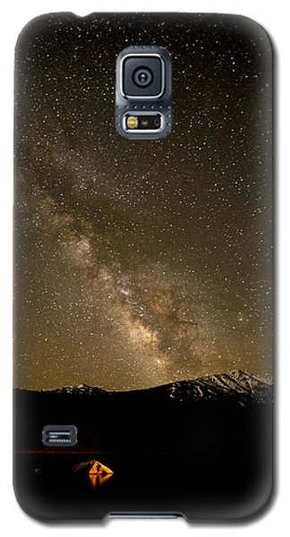Fire And Sky Galaxy S5 Case