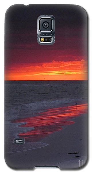 Galaxy S5 Case featuring the photograph Fire And Water by Elizabeth Carr