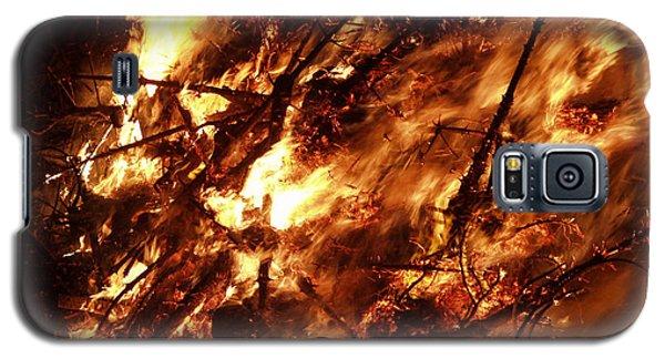 Fire Blaze Galaxy S5 Case