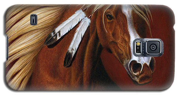Fire Dance Galaxy S5 Case by Pat Erickson