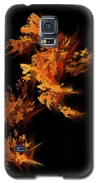 Fire Dance Galaxy S5 Case