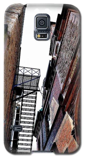 Fire Escape Pompous - Ontario - Canada Galaxy S5 Case