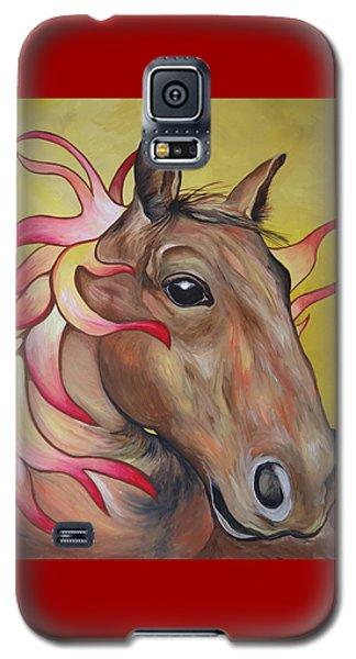 Fire Horse Galaxy S5 Case