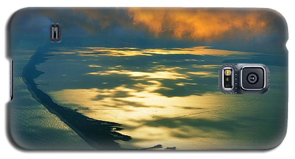 Fire Island Galaxy S5 Case