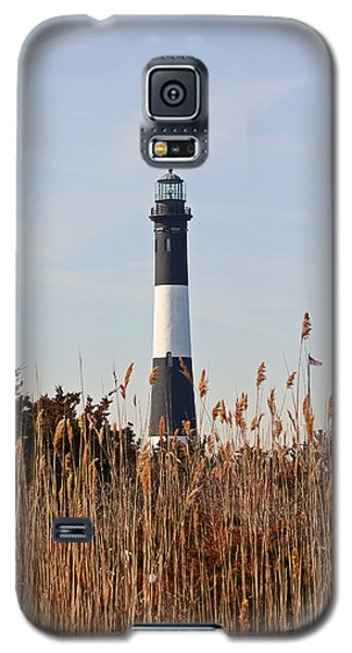 Fire Island Tower Galaxy S5 Case