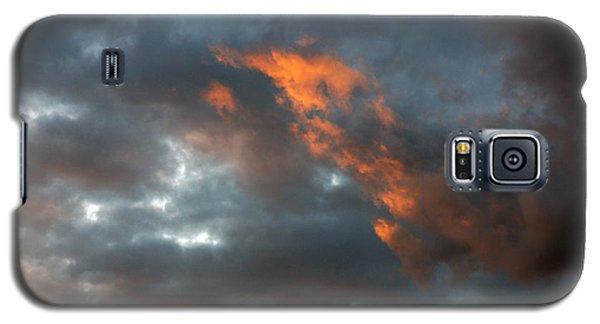 Fire Light Galaxy S5 Case by Allen Carroll