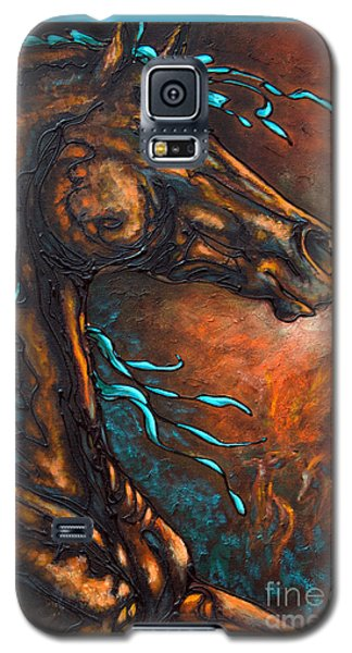 Fire Run Galaxy S5 Case