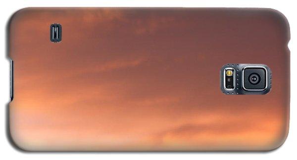 Fire Skyline Galaxy S5 Case