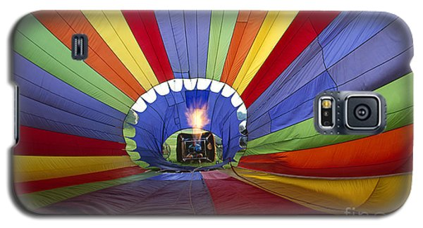 Fire The Balloon Galaxy S5 Case by Martin Konopacki