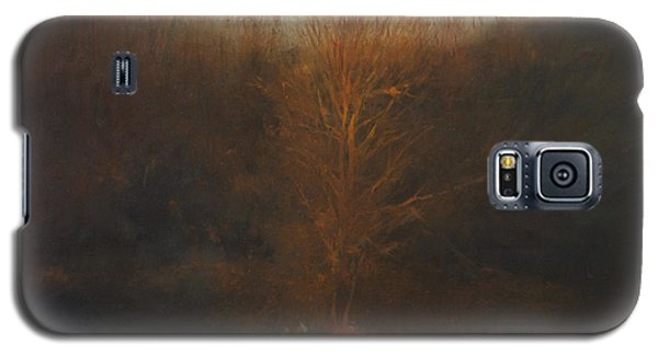 Fire Tree Galaxy S5 Case by Cap Pannell