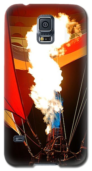Fire Up The Night Galaxy S5 Case